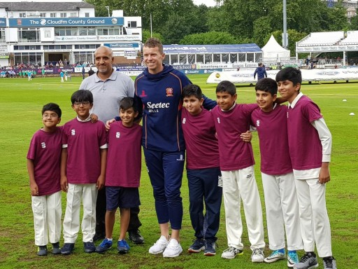 Junior Cricket 2021 - how to join West Essex CC