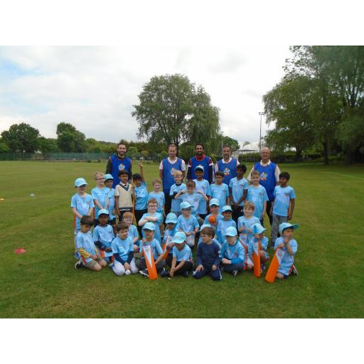 All Stars Cricket at West Essex CC